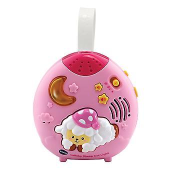 VTech 508753 Lullaby lampaat pinnasänky vaaleanpunainen