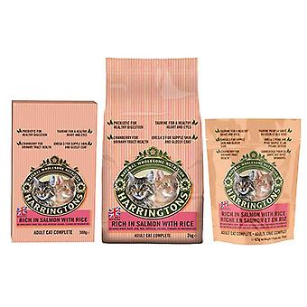Harringtons Complete Cat Food Salmon with Rice Dry