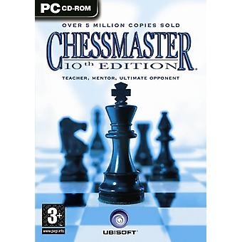 Chessmaster 10th Edition (PC) - Factory Sealed