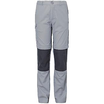 Craghoppers Boys Kiwi Convetable Zip Off Walking Adventure Trousers
