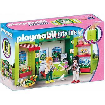Playmobil 5639 Flower Shop Play Box Sonderanschauung