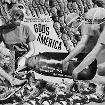 God's America - Our Bones Will Bleach in the Sun [Vinyl] USA import