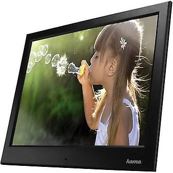 Hama Slimline Basic Digitaalinen valokuvakehys 24,6 cm 9,7 tuuman musta