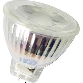 LightMe LM85227 LED (monochrome) EEC A+ (A++ - E) G4 Reflector 3 W = 20 W Warm white (Ø x L) 35 mm x 42 mm 1 pc(s)