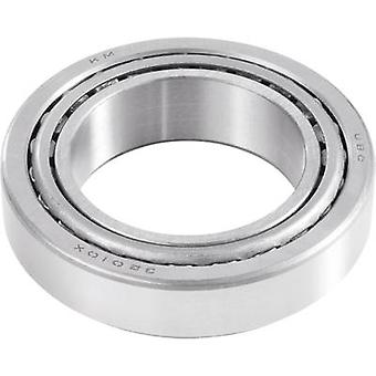 UBC Bearing LM11949/LM11910 Tapered roller bearing Bore diameter 19.050 mm Outside diameter 45.237 mm Rotational speed (max.) 8500 rpm