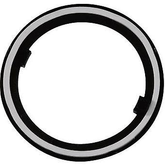 Idec HW9Z-RL Anti-twist Ring For Emergency Off Button 22 MM