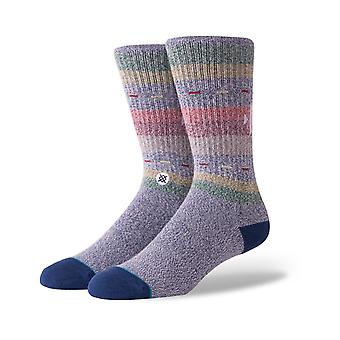 Stance Vaucluse Crew Socks in Navy