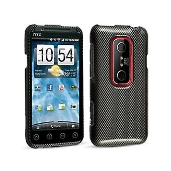 Technocel Protective Shield for HTC EVO 3D - Checker Pattern