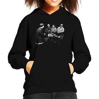 TV Times Dusty Springfield Dave Lanning Interview Kid's Hooded Sweatshirt
