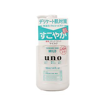 Shiseido UNO tanque de Skincare hidratante suave 160 ml