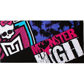 Monster High Towel Bath Towel 140 * 70cm
