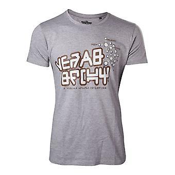 Gardiens de la galaxie Vol 2 Oui bébé Extra T-Shirt - taille XXL gris