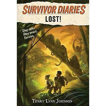 Lost! by Lost! - 9780544971189 Book