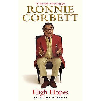 Grandes esperanças - minha autobiografia por Ronnie Corbett - livro 9781785034695