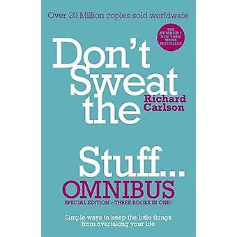 No sudar las pequeñas cosas... Omnibus - no sudar las pequeñas cosas -