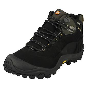 Mens Merrell Casual waterdichte Lace Up Walking Boots Chameleon
