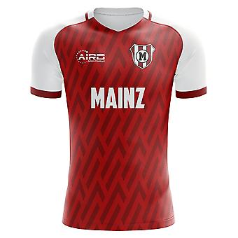 2020-2021 Mainz Home Concept Football Shirt - Womens