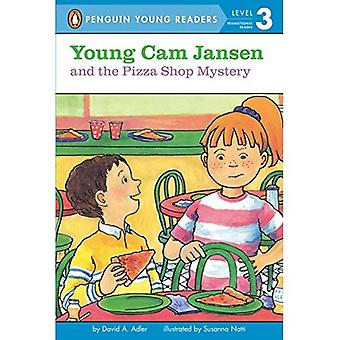 Young CAM Jansen and the Pizza Shop Mystery (Young CAM Jansen (Puffin Easy-To-Read))