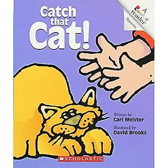 Fånga den katten! (Rookie läsare: nivå A)