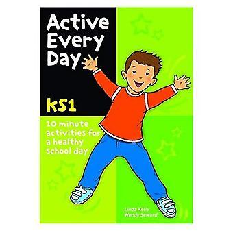 Active tous les jours: étape 1-clés