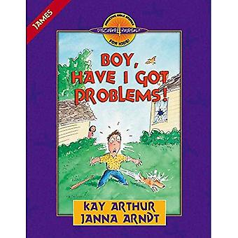 Boy, Have I Got Problems (Discover 4 Yourself Inductive Bible Studies for Kids)