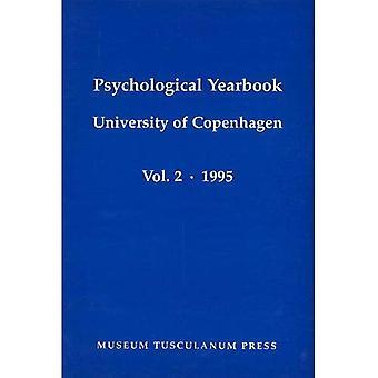 Psykologiska årsbok: v. 2, 1995: Köpenhamns universitet