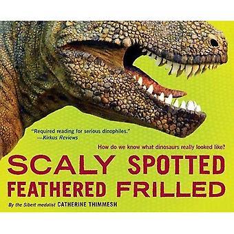 Łuszcząca się zauważył pierzastych falowaną: jak wiemy, co dinozaury naprawdę wyglądało jak?