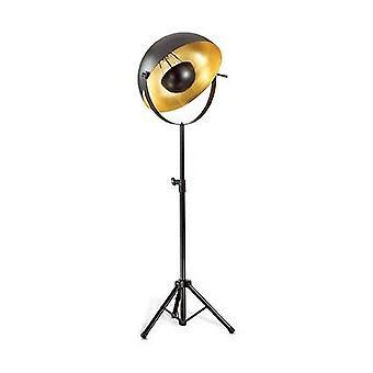 Idealne Lux - etap duża złota Lampa podłogowa IDL132778