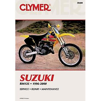 Suzuki RM125 96-00 (Clymer Motorcycle Repair)
