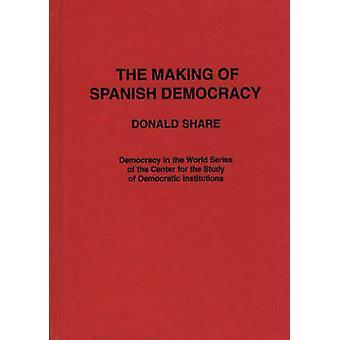 La realizzazione della democrazia spagnola di condivisione & Donald