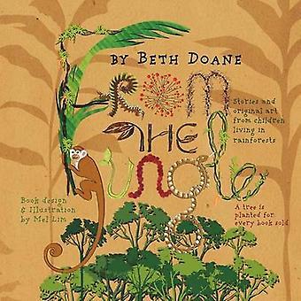 Da The Jungle storie e opere d'arte originali da bambini che vivono nelle foreste pluviali da Beth & Doane