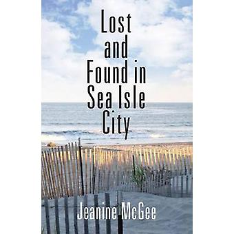 Lost and Found in Sea Isle City door McGee & Jeanine