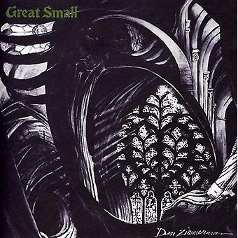 Dan Zimmerman - Great Small [CD] USA import