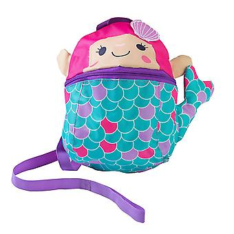Red Kite Mermaid Toddler Back Pack with Rein