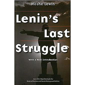 Leninin viimeinen taistelu