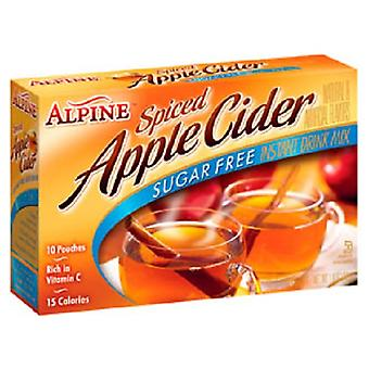Alpine Sugar Free Spiced Apple Cidru băutură instant Mix