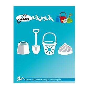 By Lene Cutting & Embossing Dies Crab & Miscellaneous