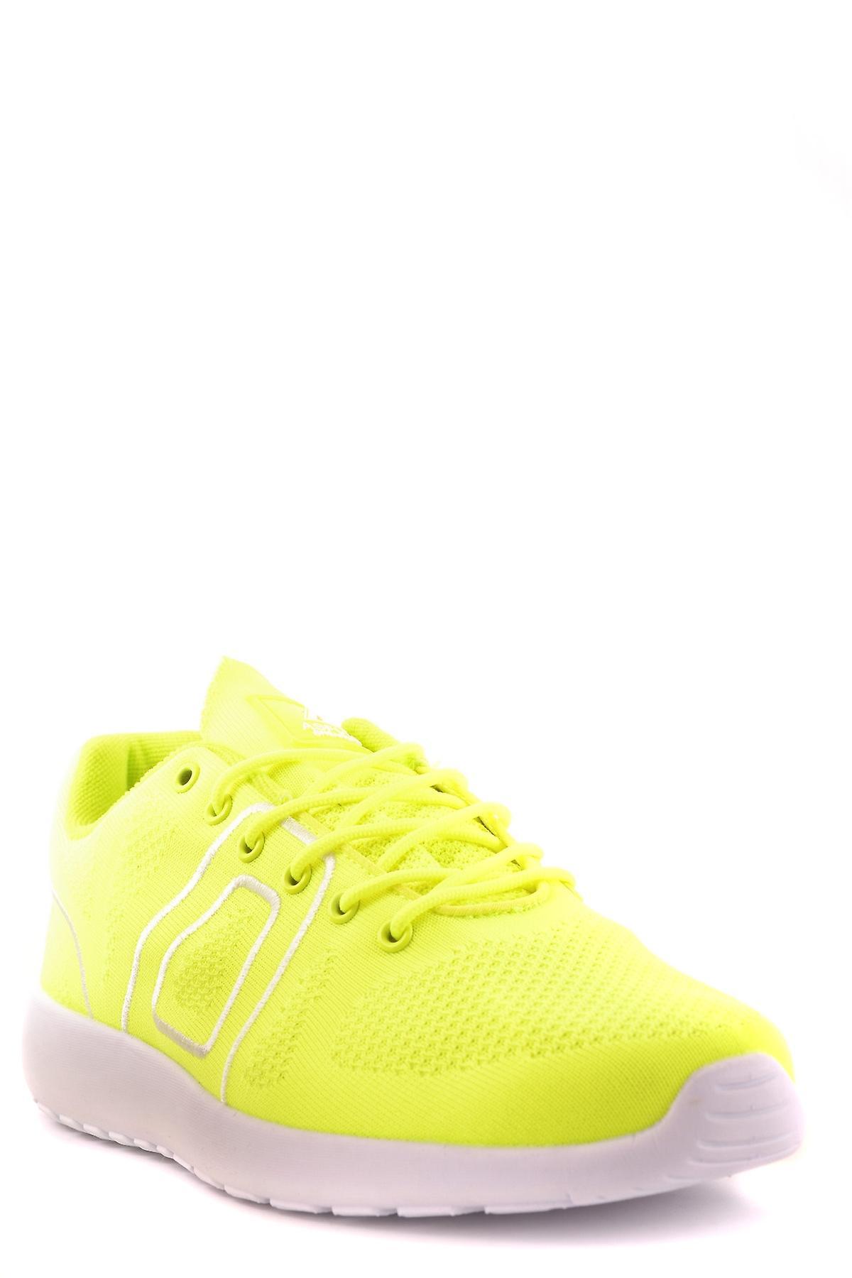 Asfvlt Ezbc205008 Baskets en tissu jaune
