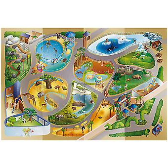 Large ZOO Waterproof Outdoor Play Mat 140x200cm