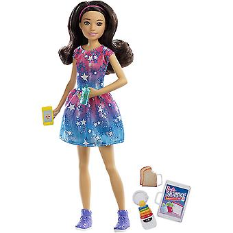 Barbie FHY89 Skipper Babysitters INC Doll und Accessoires,