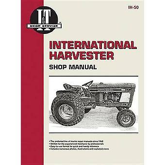 International Harvester Shop Manual Models Intl Cub 154 Lo-Boy - Intl
