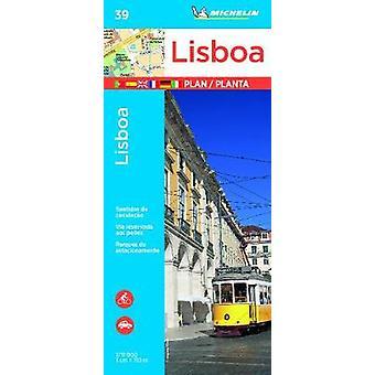 Michelin Lisbon Map 39 by Michelin - 9782067228887 Book