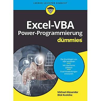 Excel-VBA Alles in Einem Band Fur Dummies by John Walkenbach - 978352