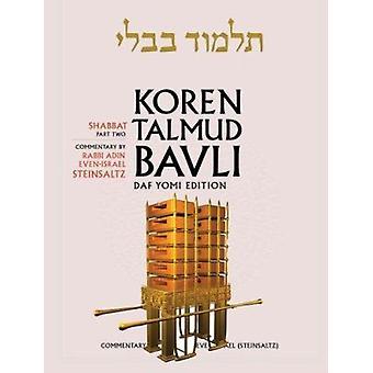 Shabbat - Daf Yomi - Pt. 2 - 9789653016101 Book