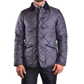Lavenham Ezbc338003 Men's Blue Nylon Outerwear Jacket