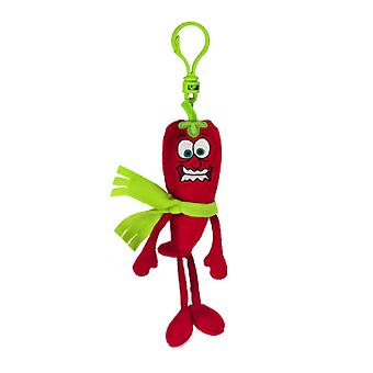 Whiffer Sniffers Chilly Pepper Backpack Clip