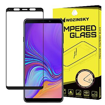 Screen Protector Samsung A9-2018 in tempered glass Full screen