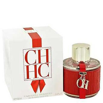 CH Carolina Herrera by Carolina Herrera Eau de Toilette Spray 3,4 oz (naiset) V728-456643
