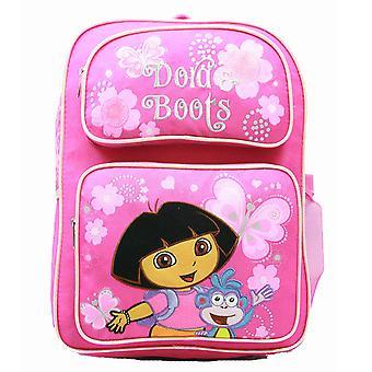 Backpack - Dora the Explorer - Pink Butterfly (Large School Bag) 36286