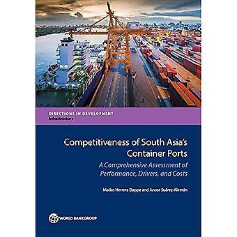 Wettbewerbsfähigkeit der Containerhäfen in Südasien: eine umfassende Bewertung der Leistung, Treiber und Kosten (Richtungen in Entwicklung)
